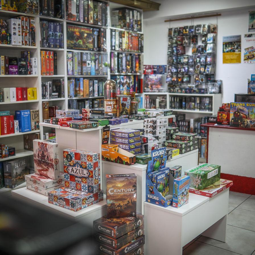 Helvétia Games Shop